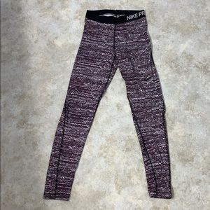 Dri-Fit Nike Pro Leggings